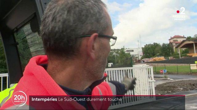 Intempéries : le sud-ouest de la France durement touché