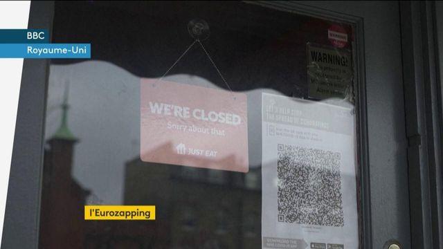 Eurozapping : mauvaise nouvelle pour les pubs gallois, funérariums de fortune en Suisse