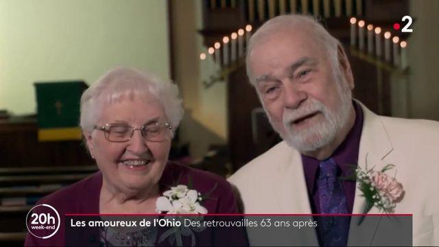 États-Unis : 63 ans après, deux amants perdus de vue se marient