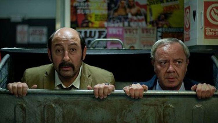 Les agents Bullit et Riper  (Thomas Brémond / Gaumont - LGM Films)