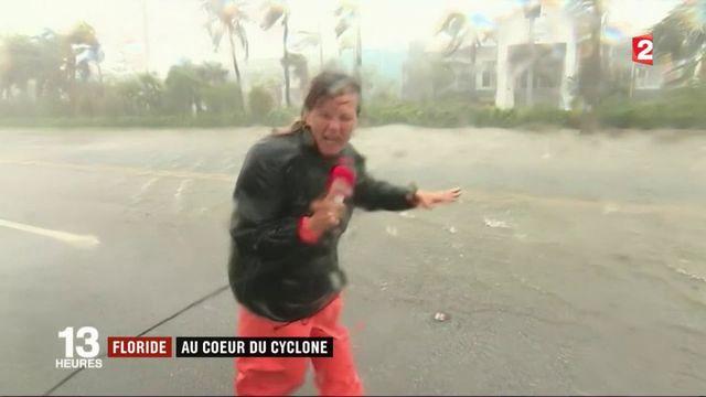 Ouragan Irma : au cœur de la tempête