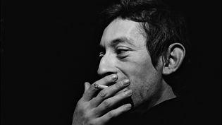 Serge Gainsbourg en France. 19 décembre 1967 (REPORTERS ASSOCIES / GAMMA-RAPHO / GETTY IMAGES)