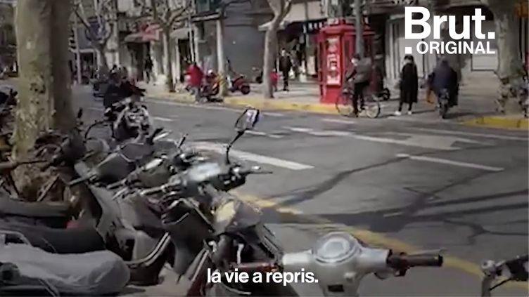 VIDEO. Un expatrié français raconte l'après confinement à Shanghai (BRUT)