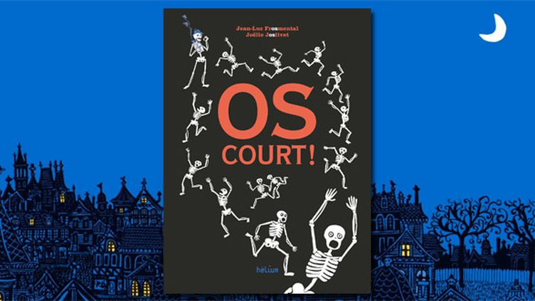 """OS Court"" de Jean-Luc Frosmental et Joëlle Joslivet   (Hélium )"