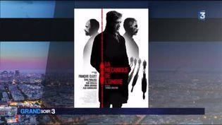 L'affiche du film La mécanique de l'ombre (FRANCE 3)