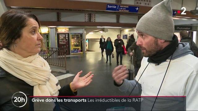Réforme des retraites : la majorité des conducteurs RATP toujours en grève