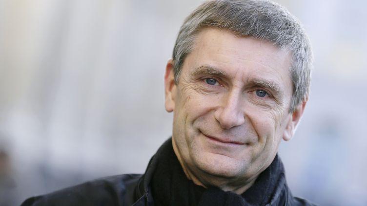 Frédéric Péchenard le 12 décembre 2013 à Paris. (KENZO TRIBOUILLARD / AFP)