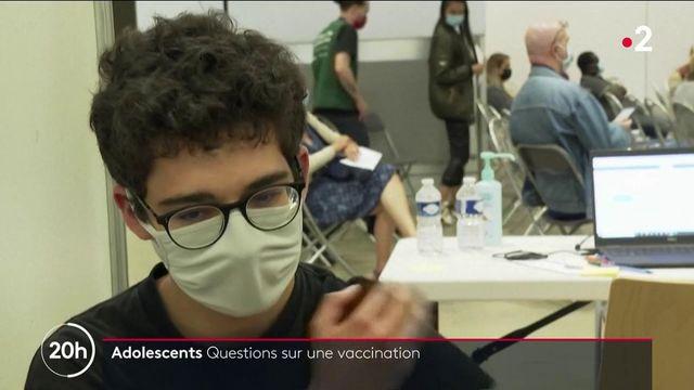 Covid-19 : comment se déroule la vaccination des enfants dans les autres pays ?