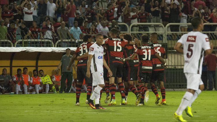 Le Flamengo remporte le Fla Flu (ARMANDO PAIVA)