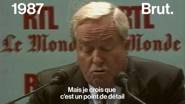 Brut : Jean-Marie Le Pen