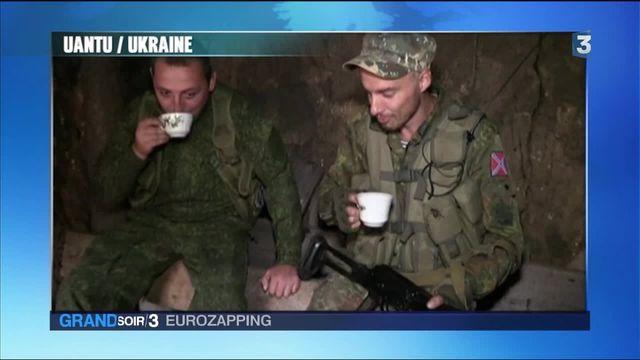 Eurozapping : une nouvelle trêve en Ukraine