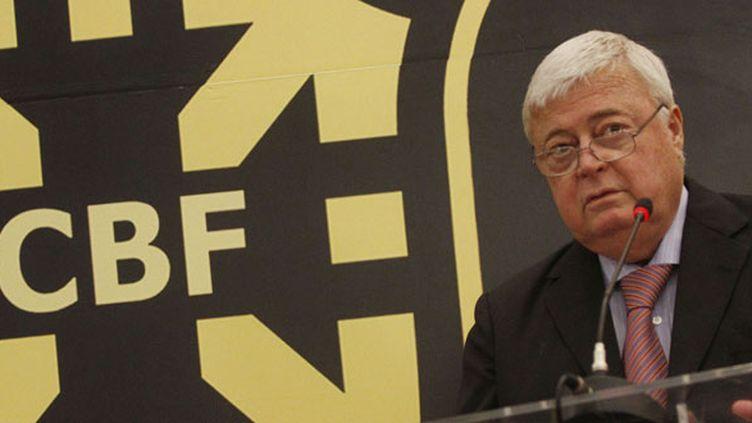 L'ancien président de la Confédération brésilienne de football, Ricardo Teixeira