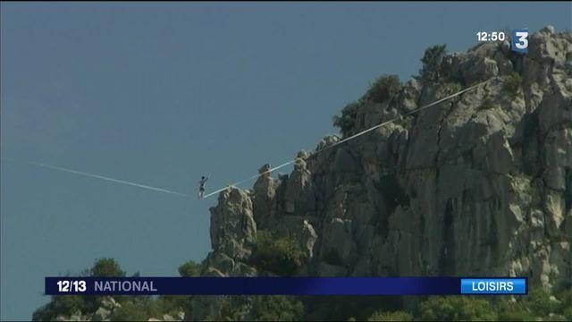 À la découverte du French riviera highline meeting, le rendez-vous des funambules
