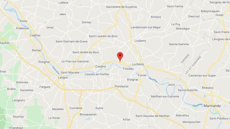 Gironde-sur-Dropt (Gironde). (GOOGLE MAPS)