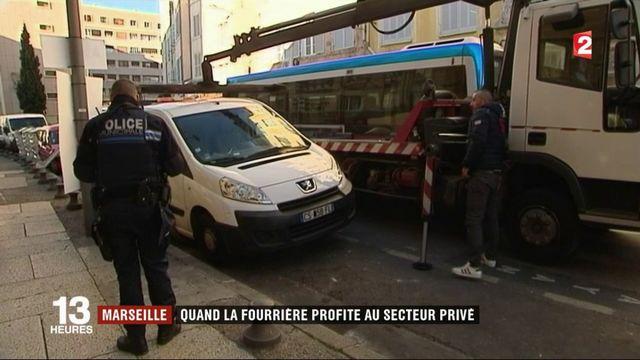 Marseille : Quand la fourrière profite au secteur privé