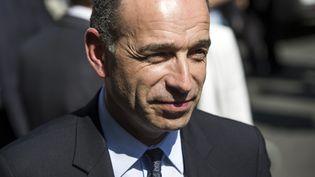Jean-François Copé, président de l'UMP, le 8 juillet 2013 à Paris. (FRED DUFOUR / AFP)