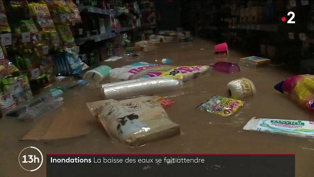 Gard : les orages font de nombreux sinistrés à Aigues-Vives
