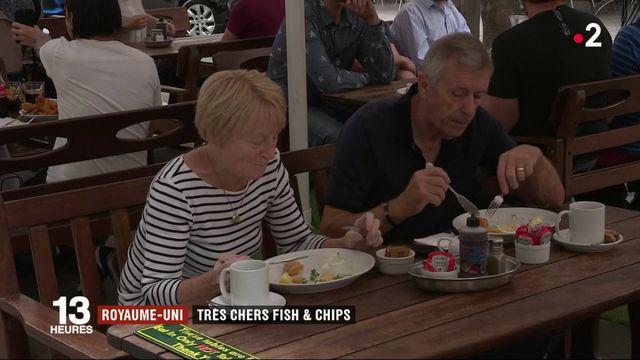 Royaume-Uni : le prix des fish and chips menacé de forte hausse