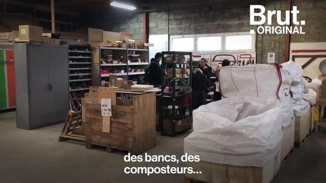 """Née en janvier 2017, l'ESIAM est une des dix Entreprise à but d'emploi créées en France suite au vote en 2015 de la loi """"Territoires zéro chômeur de longue durée""""."""