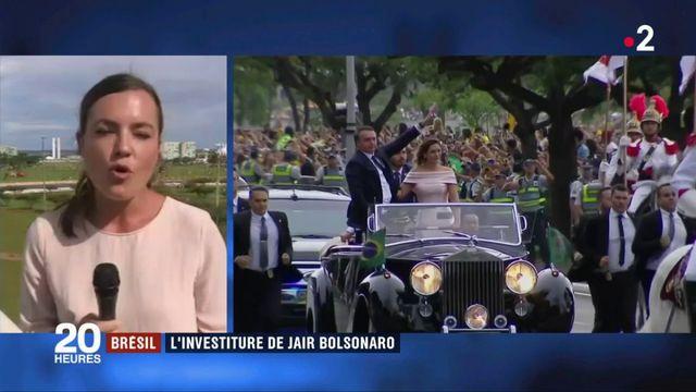 Brésil : Jair Bolsonaro, un président en état de grâce