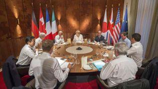 (Le G7 aura lieu en Allemagne dimanche et lundi © Reuters)