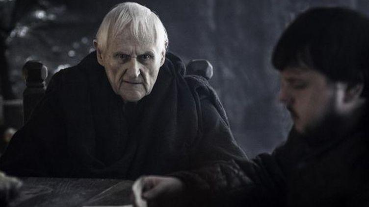 """Peter Vaughan dans """"Game of Throne""""  (HBO)"""