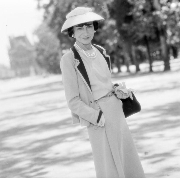 Comme Coco Chanel disait «La mode se démode, le style jamais».  (Willy Rizzo, Paris Match Archive - Getty Images.)