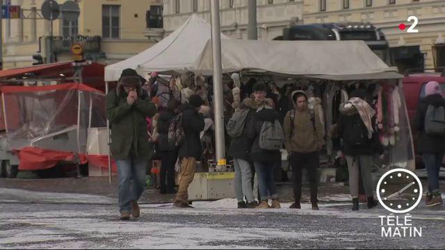 Finlande : pays le plus heureux au monde