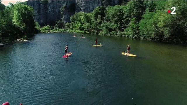 Ardèche : dans les sublimes gorges du Chassezac