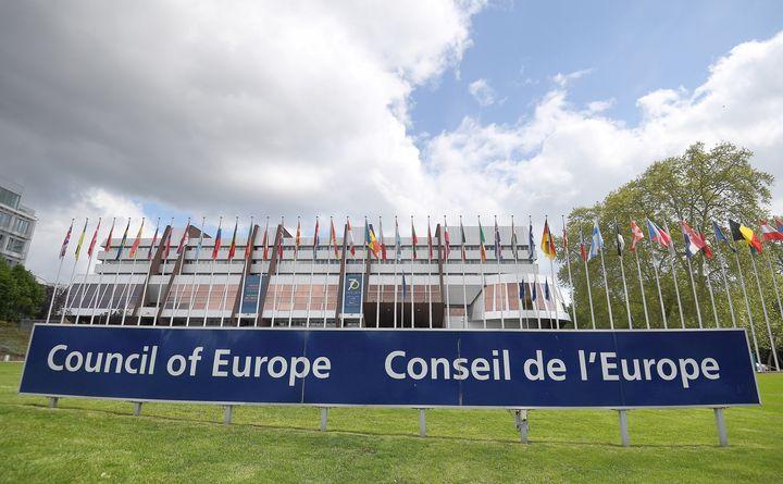 """Le Conseil de l'Europe, basé à Strasbourg, serait un vrai """"vivier """" pour les espions du monde entier. (FREDERICK FLORIN / AFP)"""