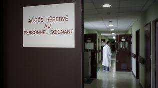Les locaux de l'infirmerie psychiatrique de la préfecture de police de Paris, le 31 mai 2018. (PHILIPPE LOPEZ / AFP)