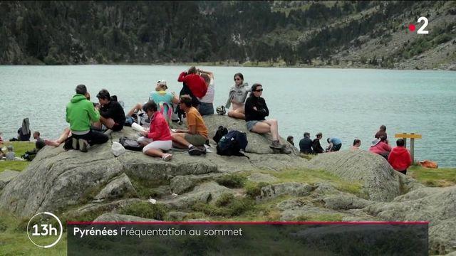 Pyrénées : la nature fragilisée par l'afflux de touristes