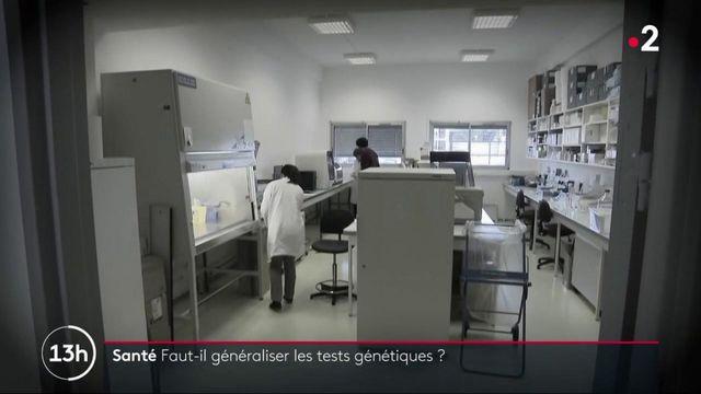 Santé : faut-il généraliser les tests génétiques ?