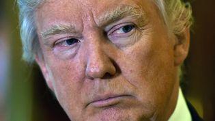 Donald Trump a-t-il trahi les États-Unis ? Des documents compromettent le futur président. (TIMOTHY A. CLARY / AFP)