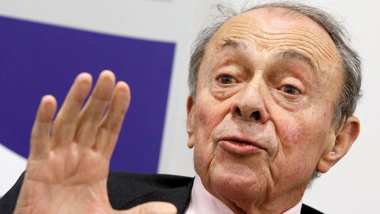 (Michel Rocard est décédé samedi à l'âge de 85 ans © Maxppp)