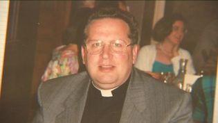 Le prêtre Bernard Preynat a été réduit à l'état laïc par la justiceecclésiastique, jeudi 4 juillet 2019. (FRANCE 3 RHÔNE-ALPES)