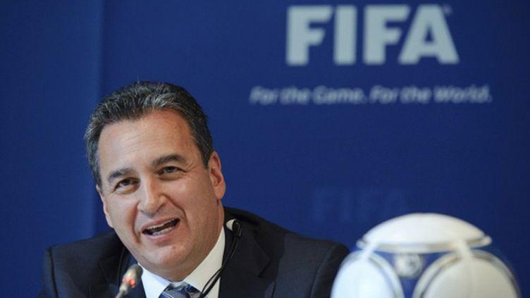 Michael Garcia  (SEBASTIEN BOZON / AFP)