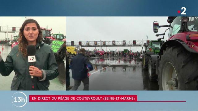 Manifestation : les agriculteurs veulent sensibiliser la population sur leur sort