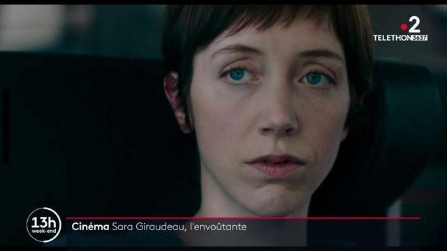 Cinéma : Sara Giraudeau, une actrice envoûtante