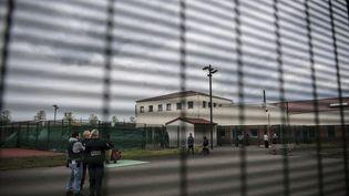 Le centre de rétention administrative du Mesnil-Amelot. (CHRISTOPHE ARCHAMBAULT / AFP)