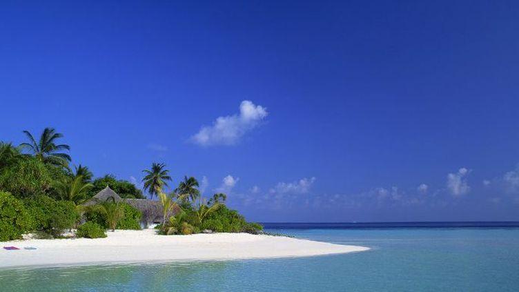 Maldives: le décor et l'envers du décor. (PETER SCHOLEY / ROBERT HARDING HERITAGE / AFP)