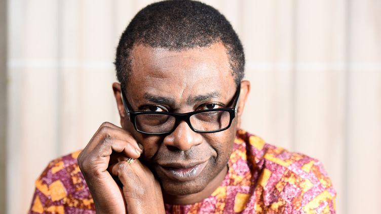 Le chanteur Youssou N'Dour, novembre 2016 à Paris  (BERTRAND GUAY / AFP)
