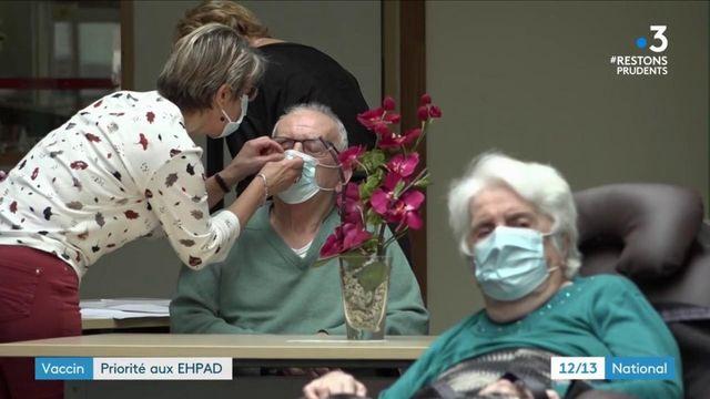 Coronavirus : la Haute Autorité de santé recommande de vacciner en priorité les résidents des Ehpad