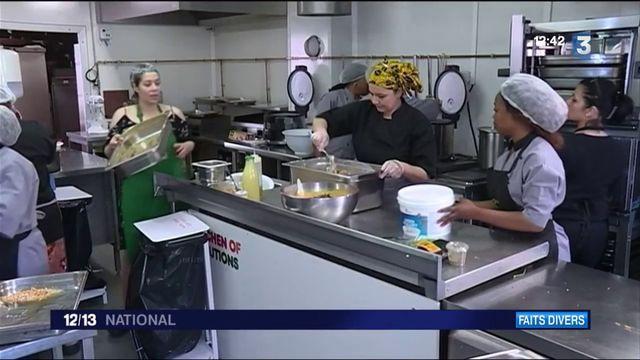 Paris : découverte d'un restaurant solidaire