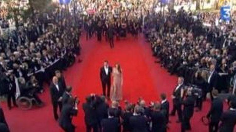 """Xavier Durringer à """"La Conquête"""" du festival de Cannes  (Culturebox)"""