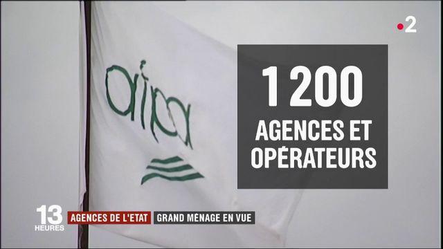 Administration : 1 200 structures dans le viseur d'Édouard Philippe