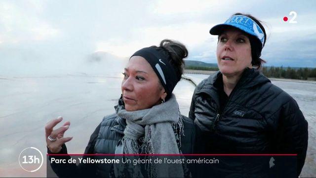 États-Unis : à la découverte du parc de Yellowstone