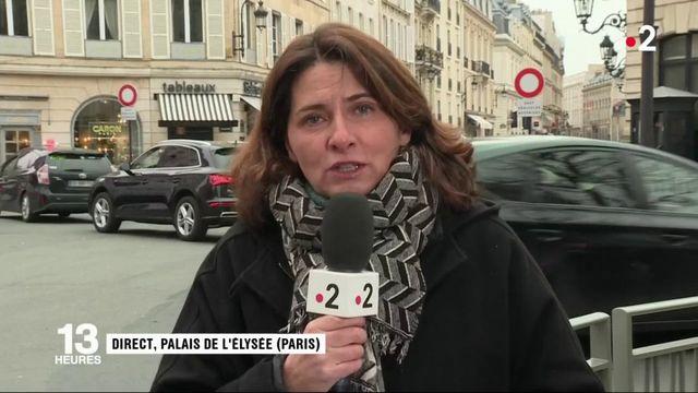 Grand débat national : les chefs de partis politiques et de groupes parlementaires reçus à l'Elysée
