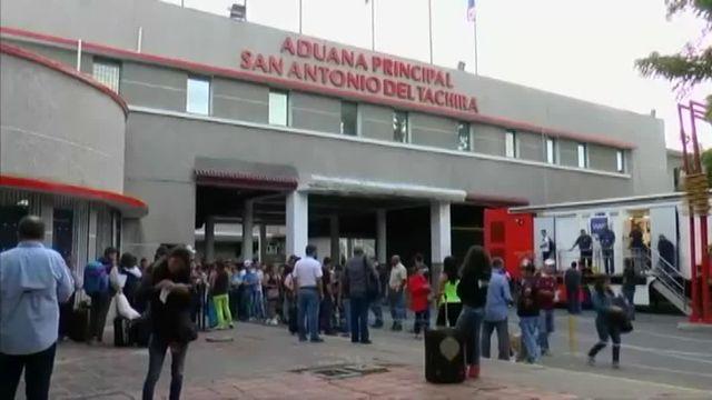 Ouverture de la frontière aux Vénézuéliens, la Colombie redoute un afflux