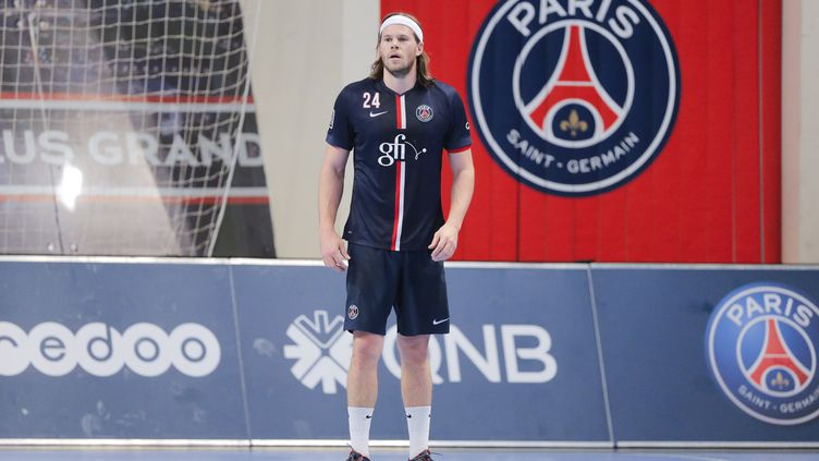 Mikkel Hansen, l'atout offensif numéro 1 du PSG (STEPHANE ALLAMAN / ST?PHANE ALLAMAN)
